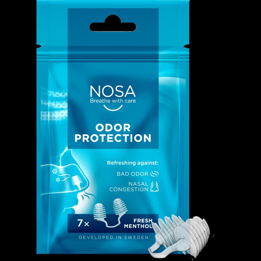 ผลิตภัณฑ์ป้องกันกลิ่น NOSA ODOR PROTECTION 7-PACK