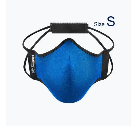 หน้ากากผ้าใช้สำหรับออกกำลังกายและทำกิจกรรมทั่วไป Livinguard Fitness Mask (Swiss Technology) สีฟ้า Electric Blue - ไซส์ S