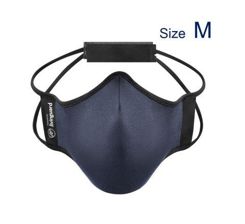 หน้ากากอนามัยชนิดผ้าสำหรับออกกำลังกายและกิจกรรมทั่วไป Fabric fitness mask (Livinguard technology) - ไซส์ M