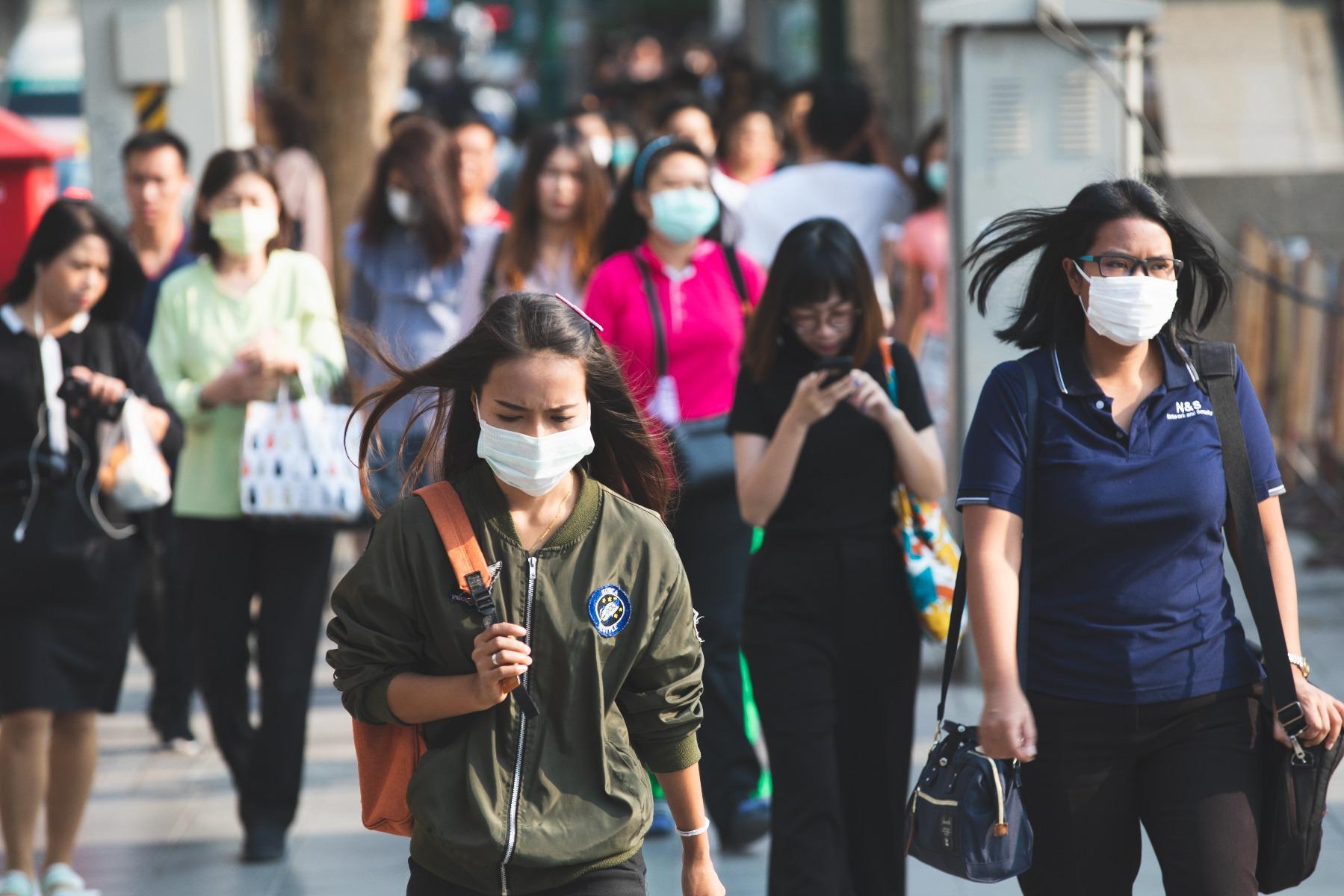 PM 2.5 ภัยเงียบที่ป้องกันได้