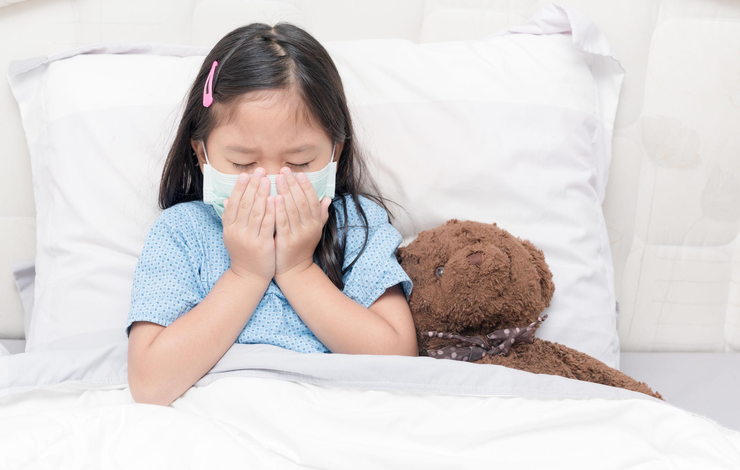 เคล็ดลับเพื่อลูกน้อย: ทำอย่างไร เมื่อลูกมีอาการไอ?